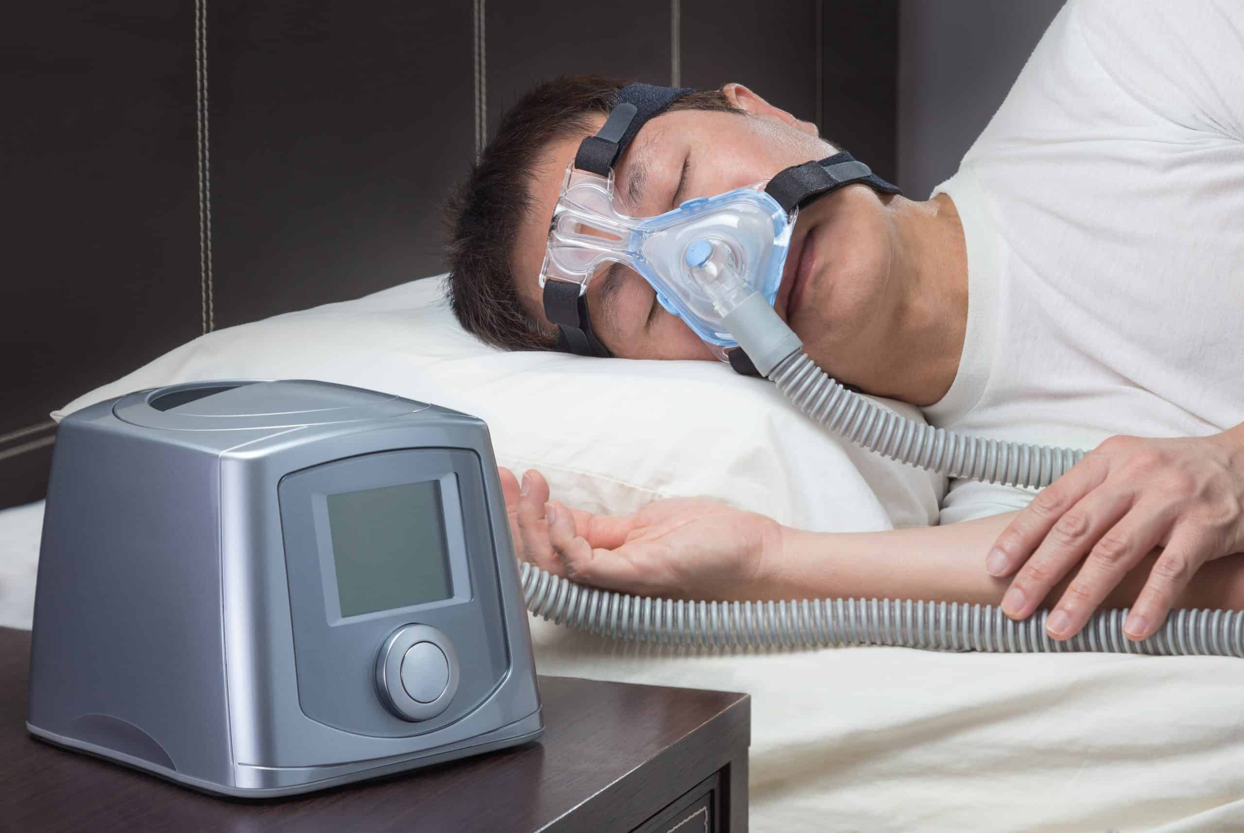 no water in CPAP