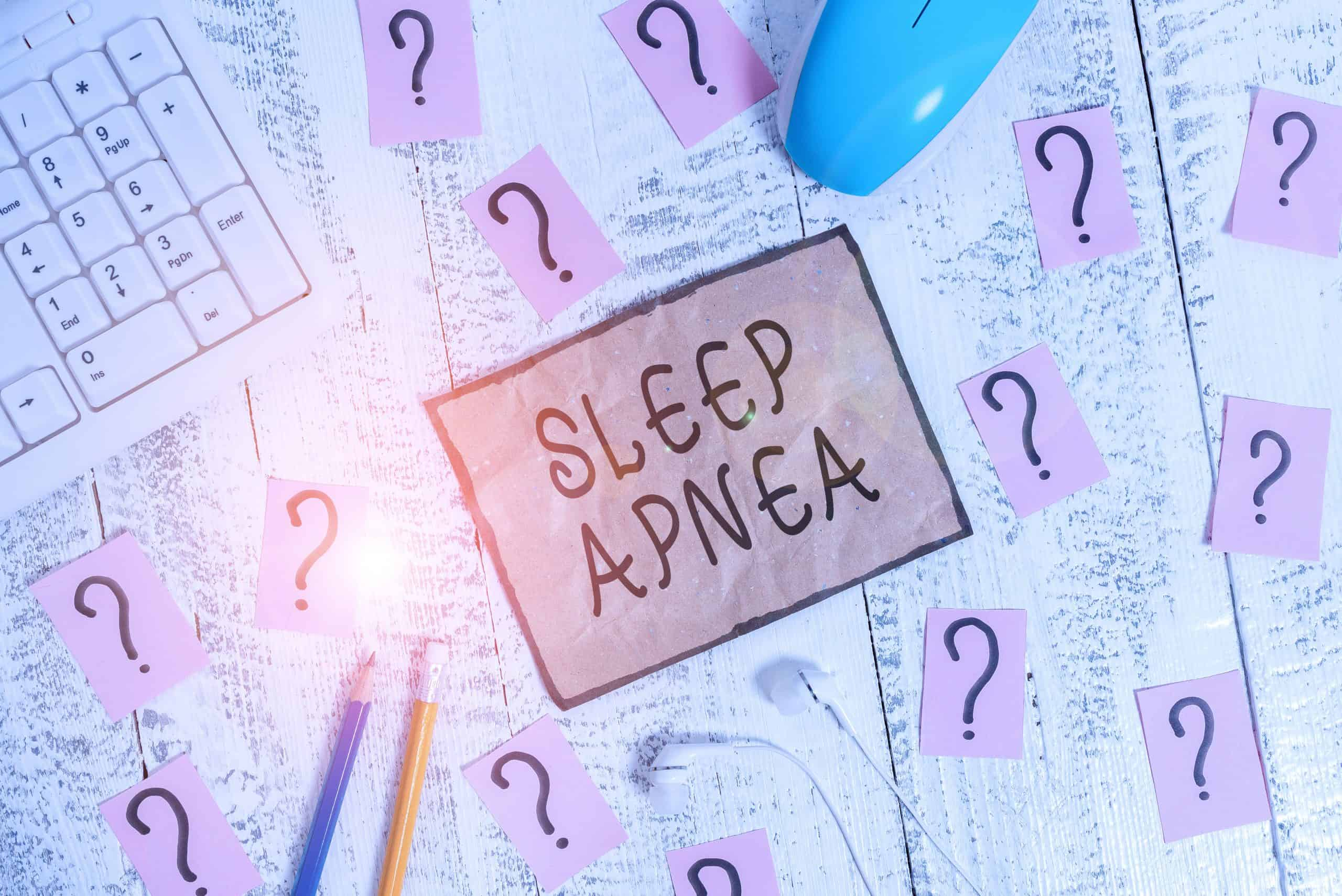 When to treat sleep apnea