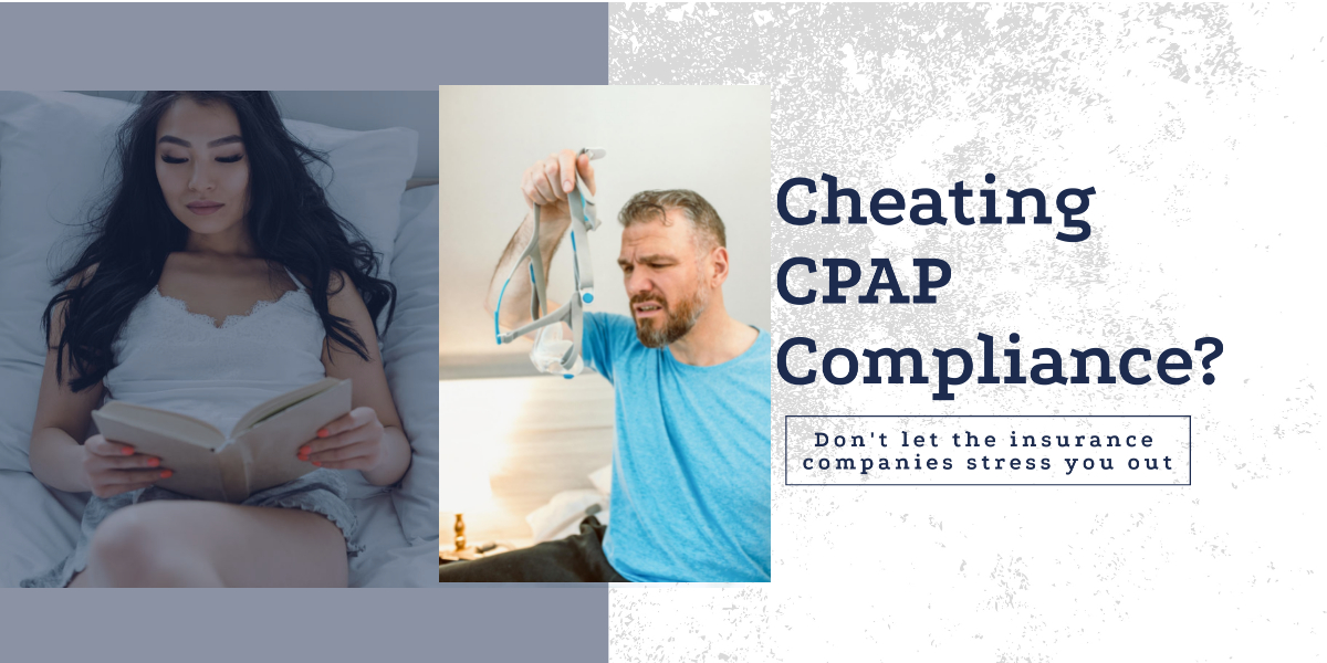 Cheating CPAP Compliance