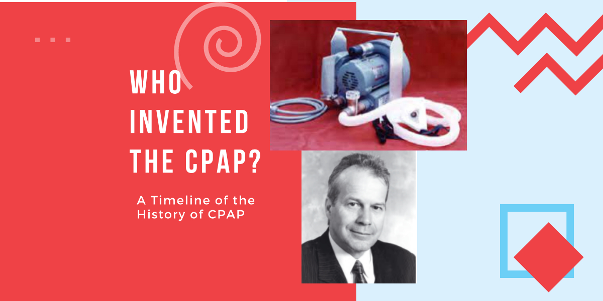 Who Invented the CPAP