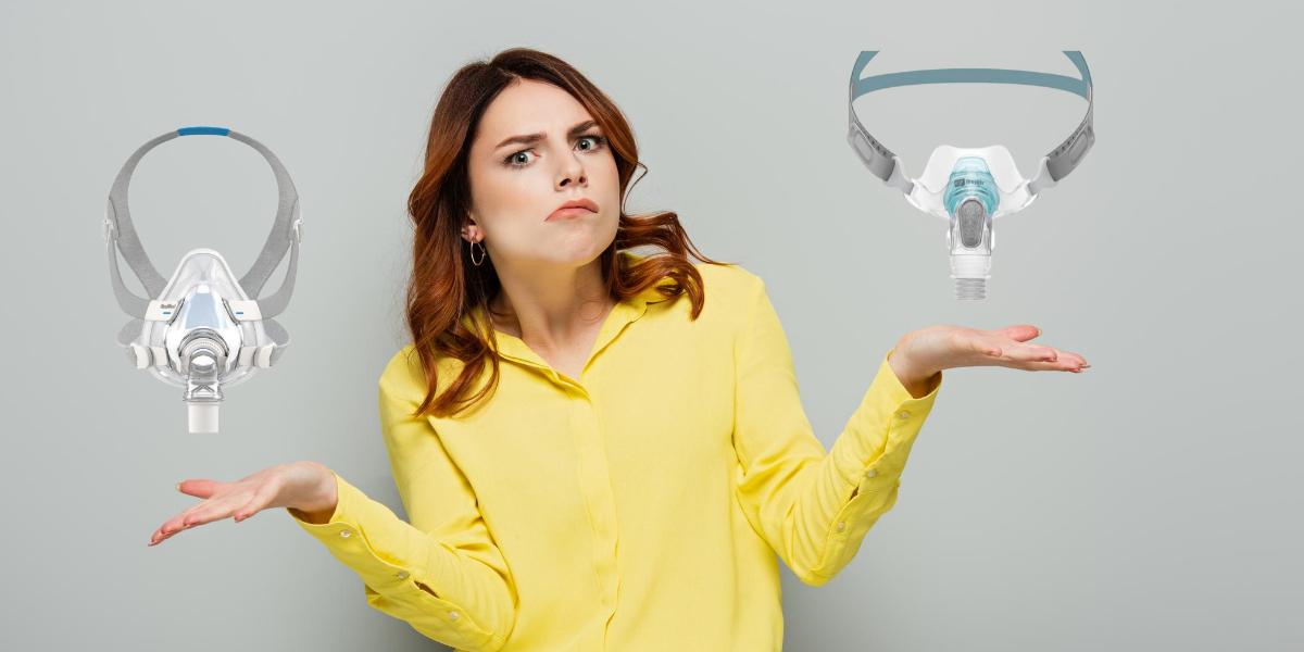 face mask vs nasal pillow mask